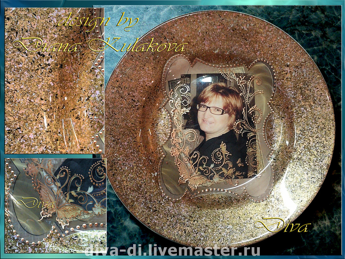 BEAUTY DISH бьюти дишь портретная тарелка