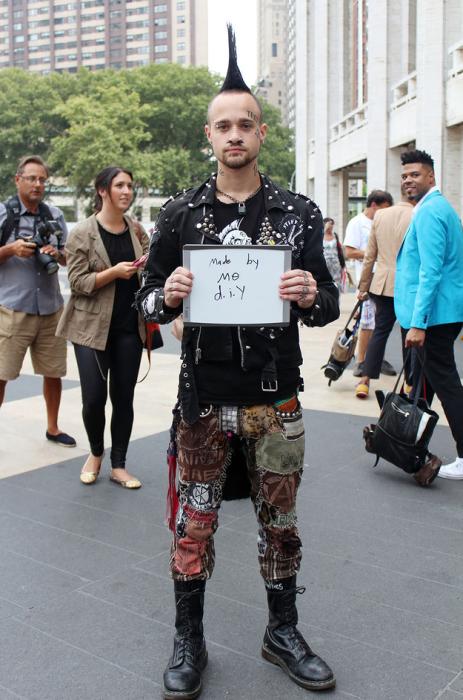 как одеваются жители нью-йорка 11 (463x700, 359Kb)