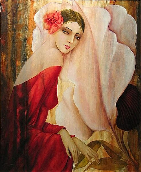 Philippe+Augé-ImpressioniArtistiche-3-Lady+in+red (573x700, 415Kb)