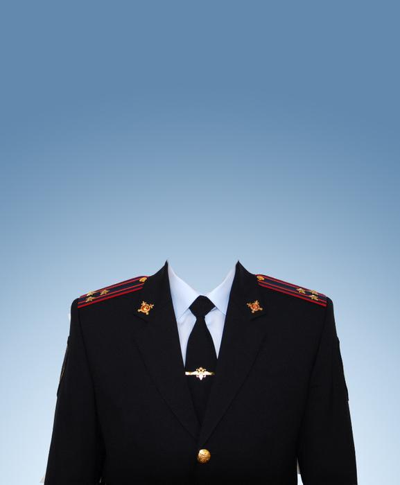 Подставить полицейскую форму на фото фото 4-686