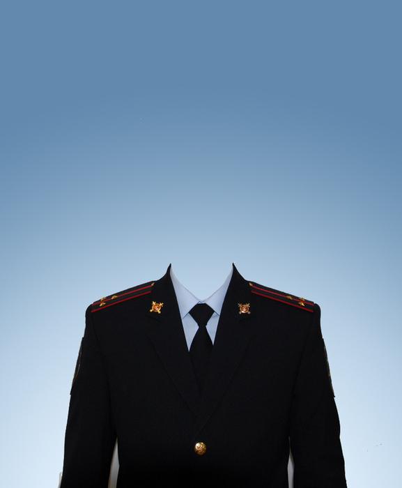 форма полиции нового образца фото 2015 для фотошопа - фото 2