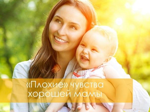 «Плохие» чувства хорошей мамы (604x451, 52Kb)