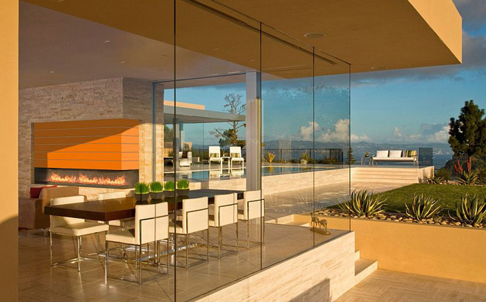 красивый современный дом фото 1 (700x435, 254Kb)