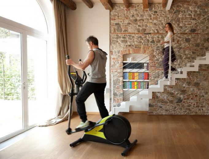 тренажеры для тренировок на дому