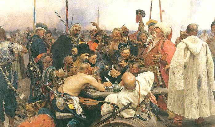 07 -Repin_Cossacks (700x413, 417Kb)