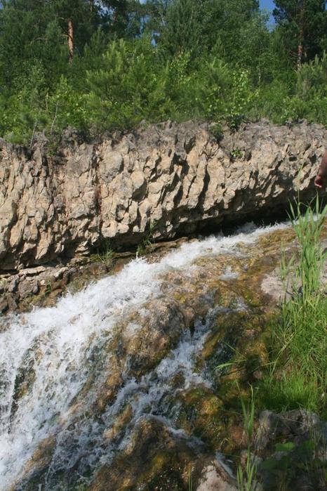 Глубокинское водохранилище топкинский район