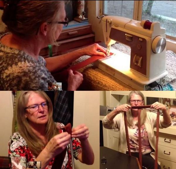 Как использовать приспособление для плетения косы