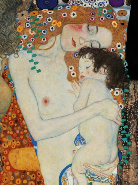 Gustav-Klimt-Mother-and-Child-e1384964836392 (450x602, 97Kb)