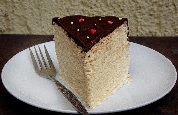 Микадо торт рецепт фото