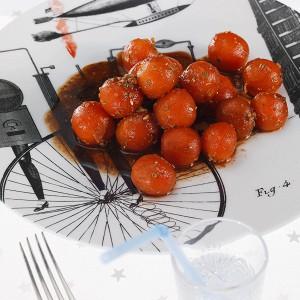 закуска с помидор