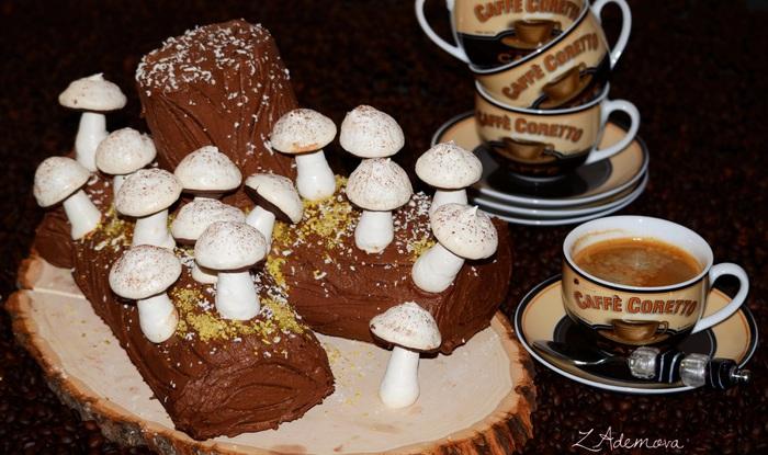 Кофейный торт картинки