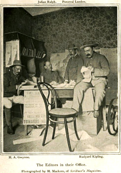Ralph,_Landon,_Gwynne_and_Kipling_1900-1901 (491x700, 75Kb)