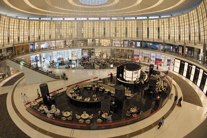 торговый центр дубай молл 5 (700x466, 456Kb)