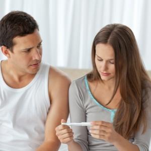 Реакция мужа на беременность