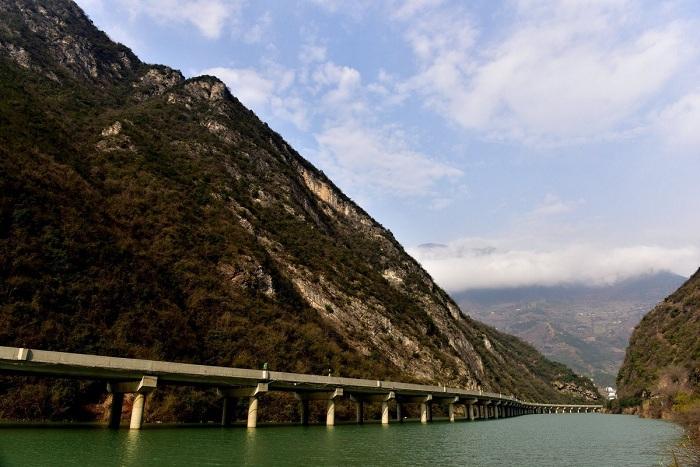 мост вдоль реки китай 6 (700x467, 350Kb)