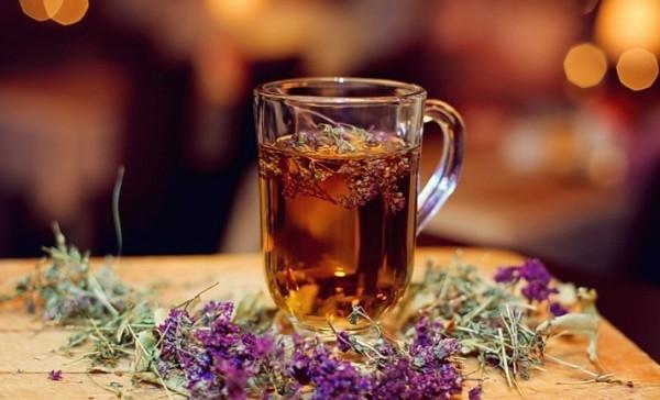 чай с чабрецом (600x364, 124Kb)