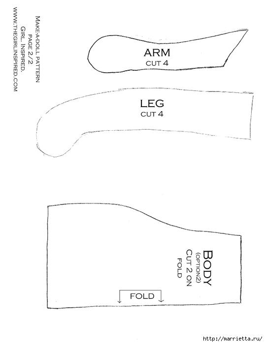 Выкройка текстильных примитивных кукол (6) (538x700, 65Kb)