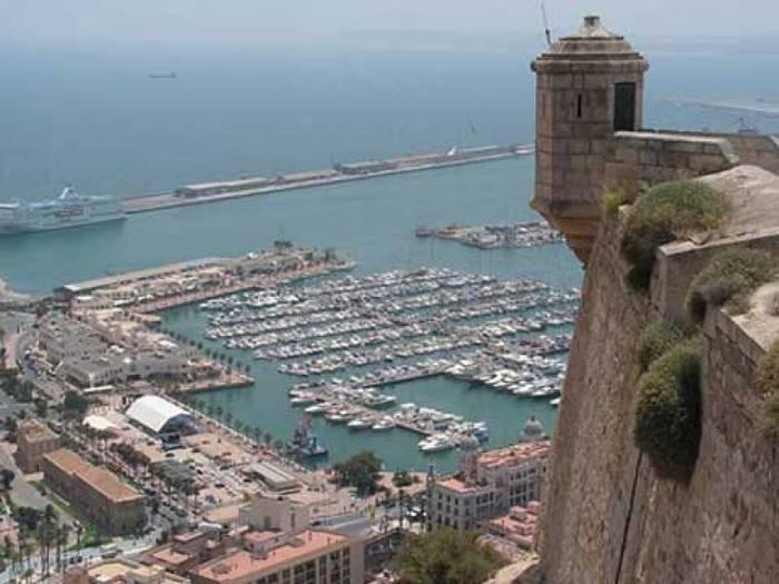 Испания отель аликанте достопримечательности