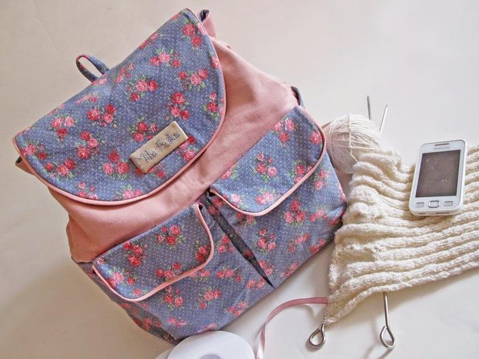 Как пошить рюкзак своими руками мастер класс
