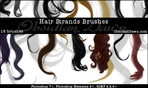 Wavy_Hair_Strands_Brushes_by_redheadstock (500x300, 96Kb)