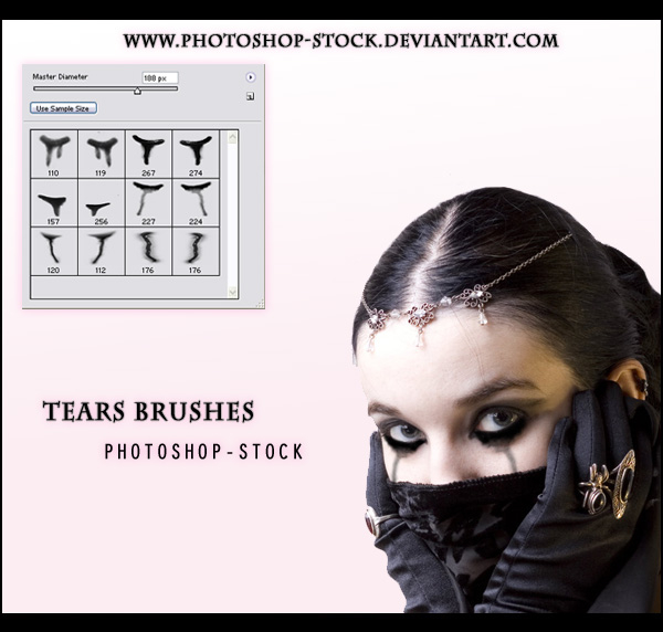 Tears_Brushes_by_photoshop_stock (600x572, 173Kb)