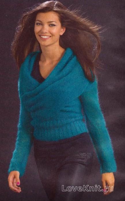 scheme-spicami-ukorochennyy-pulover-zapahom (434x700, 69Kb)