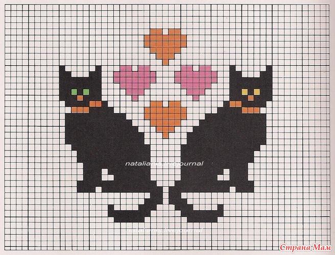 любовь и кошки3 (656x500,