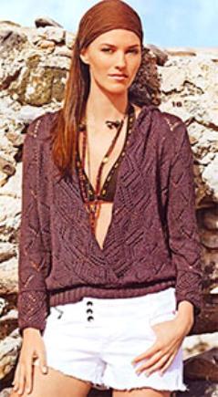 бордовый пуловер (239x435, 52Kb)