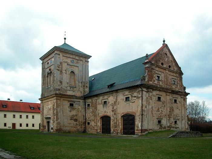 Монастырь Тепла. 62204