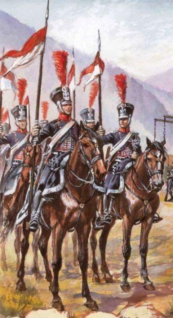 05 уланы-жандармы (355x650, 66Kb)