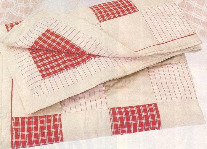Пошив лоскутного одеяло своими руками. лоскутных одеял или покрывал 4 июн 2013 Пэчворк своими руками: схемы и техника...