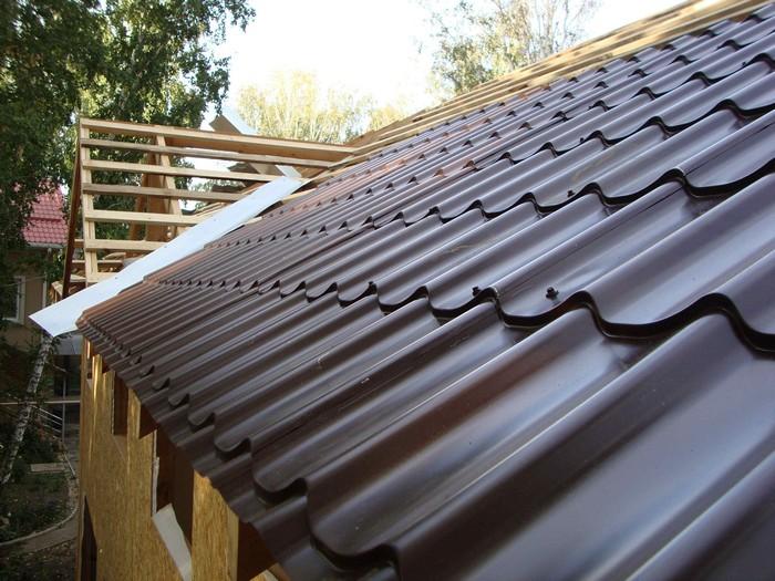Покрытия для крыши - кровля из металлочерепицы 5 (700x525, 127Kb)