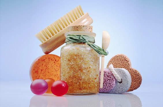 Натуральные средства для ванны своими руками