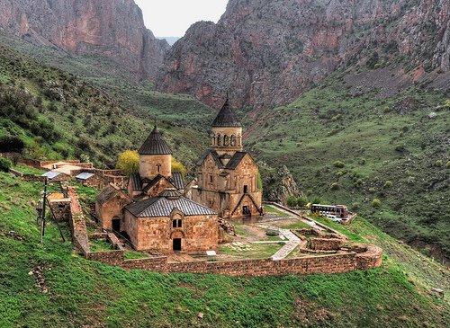 Noravank, Armenia (500x365, 76Kb)
