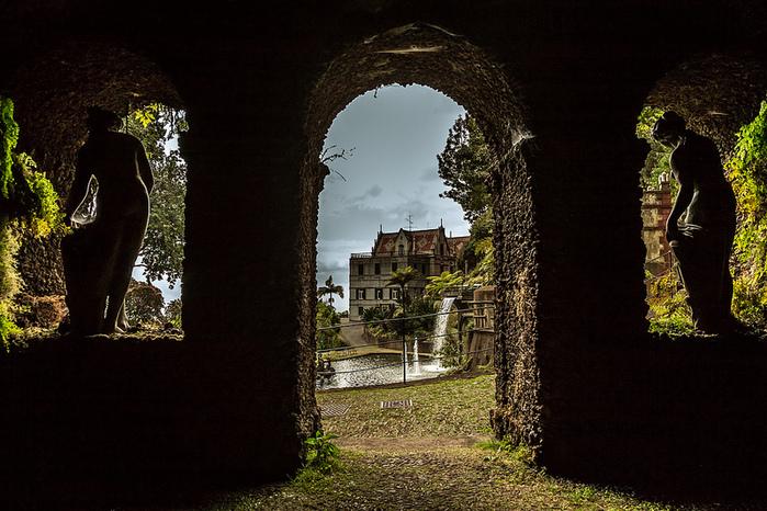 Jardim Tropical Monte Palace Мадейра (700x466, 226Kb)