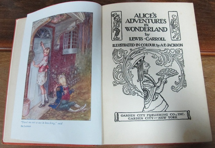 alices adventures in wonderland by lewis carroll essay