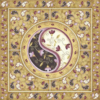 Mandala Yin Yang (350x350, 51Kb)
