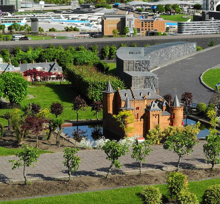 макет города Madurodam нидерланды 1 (700x650, 358Kb)