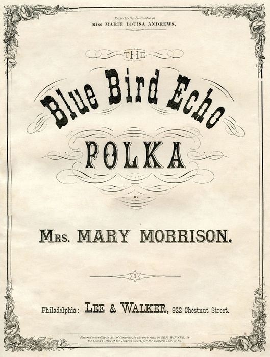 blue bird polka vintage image graphicsfairy002sm (529x700, 289Kb)