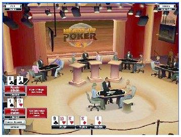 Покер on-line бесплатно