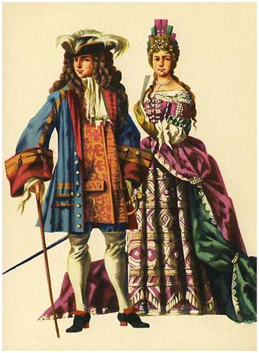 Европейская Одежда