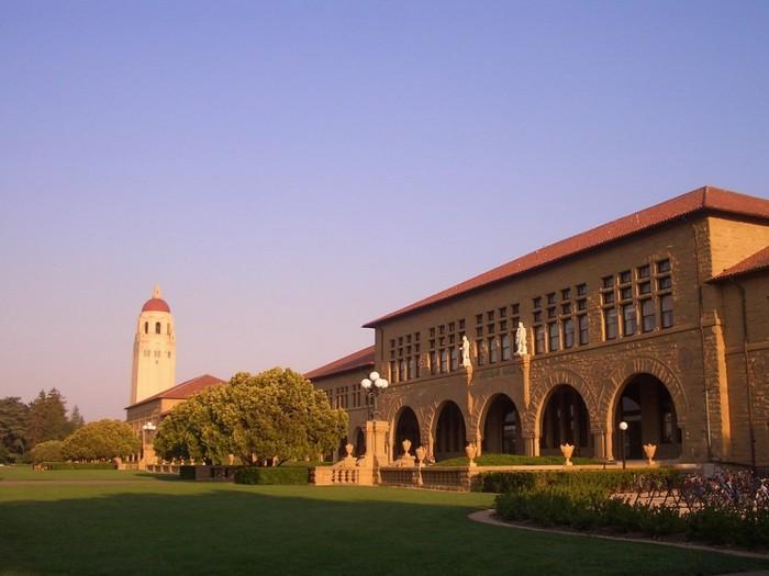 Стэнфордский университет - самый красивый университет в США 1 (700x525, 68Kb)