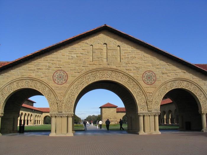 Стэнфордский университет - самый красивый университет в США 7 (700x525, 101Kb)
