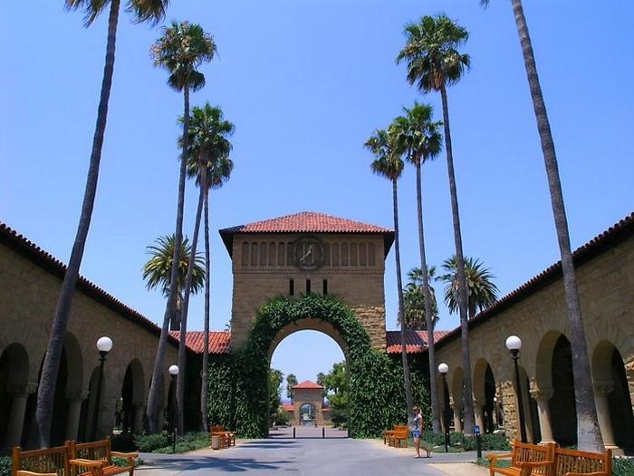 Стэнфордский университет - самый красивый университет в США 11 (700x525, 97Kb)