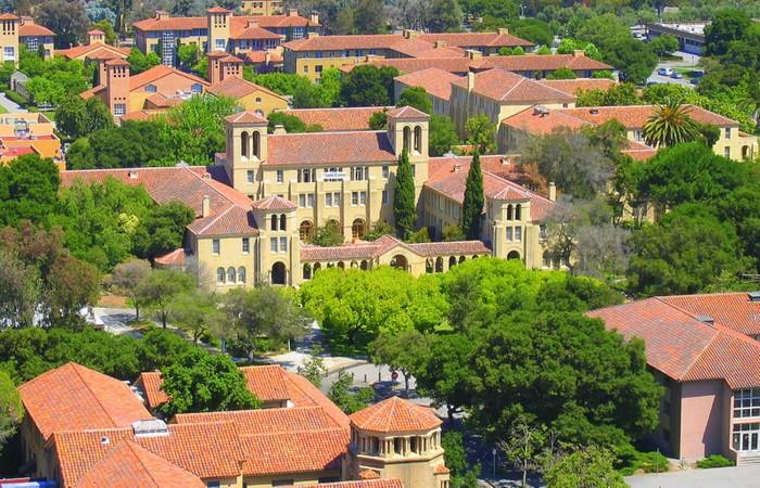Стэнфордский университет - самый красивый университет в США 15 (700x450, 156Kb)
