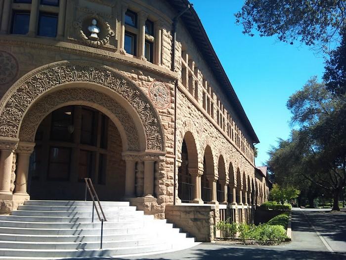 Стэнфордский университет - самый красивый университет в США 20 (700x525, 142Kb)