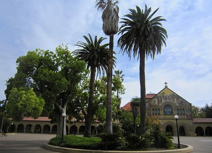 Стэнфордский университет - самый красивый университет в США 24 (700x505, 109Kb)