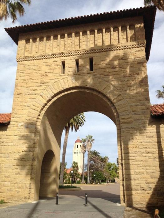 Стэнфордский университет - самый красивый университет в США 28 (525x700, 405Kb)