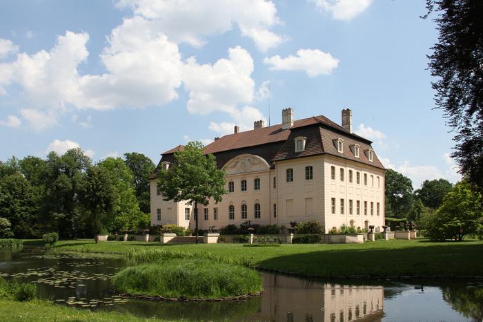 Парк и замок Браниц 52551