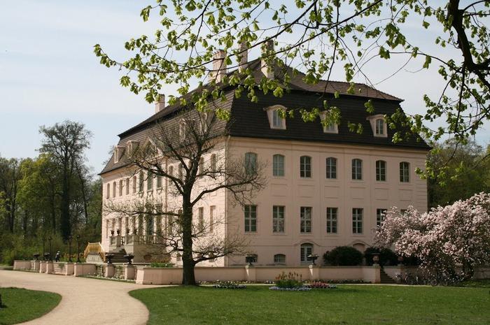 Парк и замок Браниц 16635